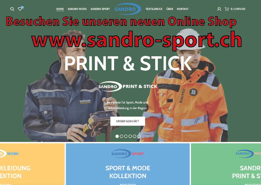 Sandro...