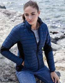 Ladies` Crossover Jacket